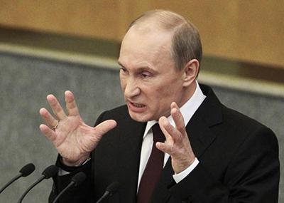 Будет есть кусками: Путин вновь готовит захват Украины