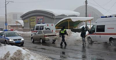 В «ДНР» сообщили о состоянии пострадавших при обвале крыши на рынке в неподконтрольной Маеевке