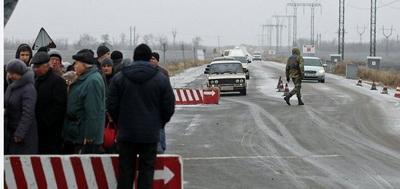 Отсутствие автобусов: В ОБСЕ рассказали о проблемах на КПВВ