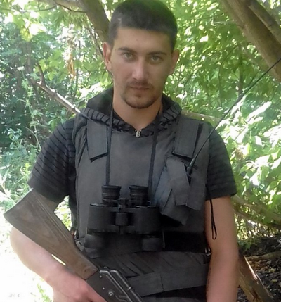 На Донбассе самоликвидировался 23-летний боевик ЛНР