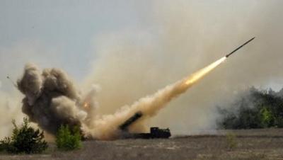 Украина приступила к серийному производству ракетной системы «Ольха»
