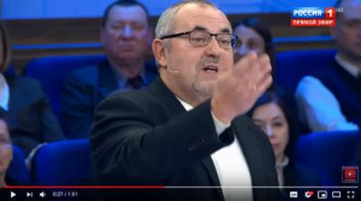 """""""Да помолчите вы, м...!"""" - видео скандала на росТВ: неудобная правда про Донбасс разозлила россиян. ВИДЕО"""