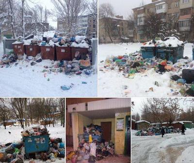 """Житель Донецка: """"После снега город атакуют полчища крыс, вот к чему привела ваша елочка без б**дер"""""""