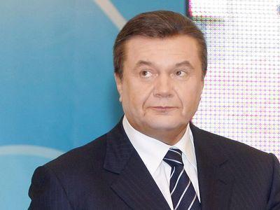 Янукович забыл поздравить украинцев с Днем родного языка