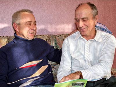 Александр Сергийчук и Иван Пилявский уверены, что лучше Славкурорта в Украине здравницы нет.