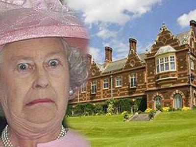Секс в королевском дворце видео