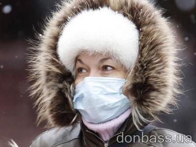 Маски в Донецкой области будут выдавать больницы и предприятия