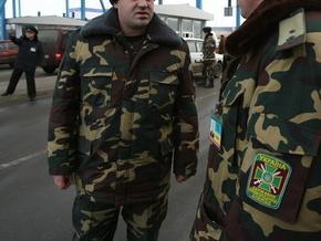 Украинец пытался ввезти из Польши арсенал оружия