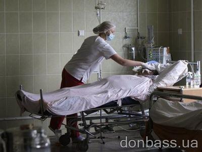 Эпидемия. В Донецке от пневмонии умер преподаватель вуза