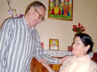 Несмотря на удары судьбы, Игорь Владимирович  и Тамара Алексеевна остаются любящей парой.