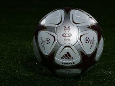 Официальный мяч финала лиги чемпионов