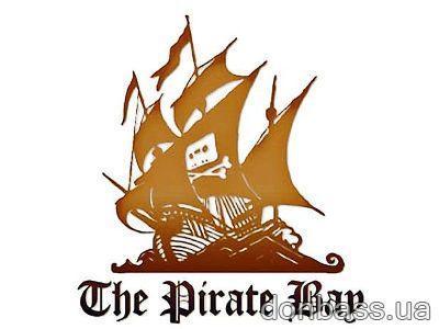 """Опальный Pirate Bay """"окопался"""" в Украине"""