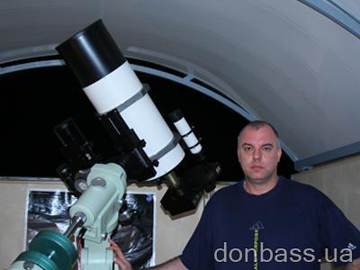 Донецкий астрофотограф считает космический скандал слухом