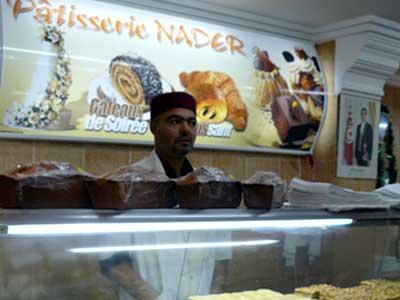 Дарим Раде спасается от кризиса торговлей восточными сладостями.