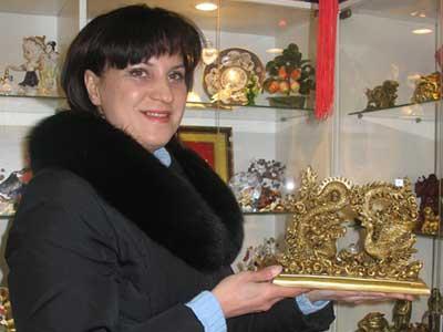 Виктория Панышко: «Как только такой дракон появится у вас дома, сразу почувствуете, как он начнет притягивать деньги и удачу!»