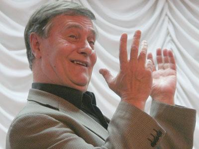 «Янковскому так понравилось витать в облаках, что я его еле уговорил оттуда спуститься!» - смеется Роман Балаян.