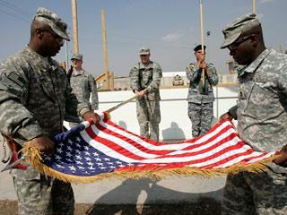 К сентябрю из Ирака уйдут 12 тысяч американских солдат