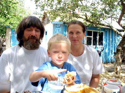 Фёдор конюхов семья дети фото