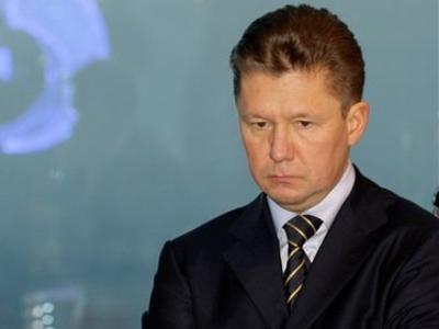 Председатель правления «Газпрома» Алексей Миллер: «А у нас в квартире газ. А у вас?»