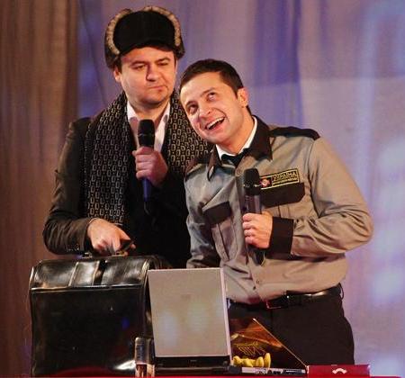 Как Владимир Зеленский острил в Донецке, фото-2