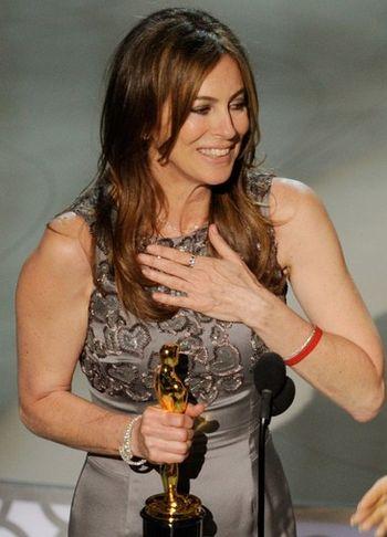 Оскар 2010 Кэтрин Бигелоу
