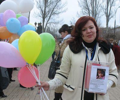Волонтер Яна Балабанова