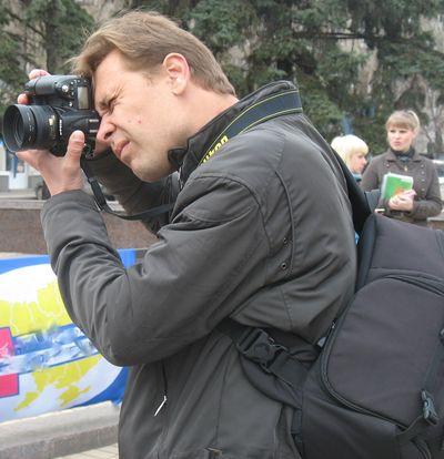 Донецкий фотохудожник Вадим Васин