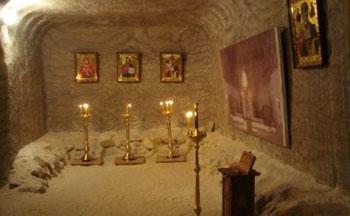 В Соледаре работает необычный музей соляной промышленности