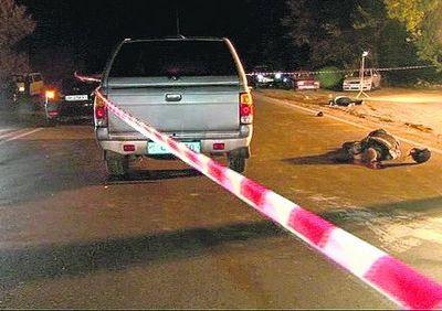 Убийство милиционеров в Одесской области