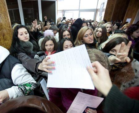 Кастинг в Хочу в ВИА Гру в Киеве