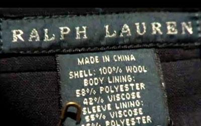 В США потребовали сжечь олимпийскую форму с надписью Made in China