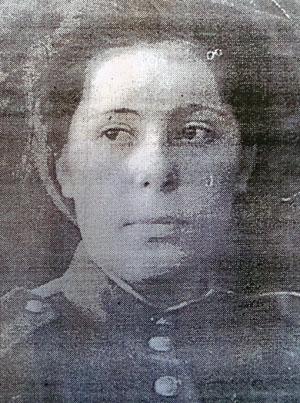 Такой Анна Ахтямова была в 43-м, когда начинала свой боевой путь.