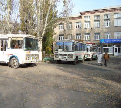 автобус - подвоз избирателей