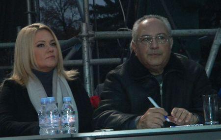 Певица Наталья Бучинская и композитор Александр Злотник высматривают среди выступающих настоящий талант.