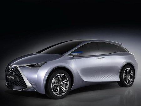 Toyota вышла на китайский рынок