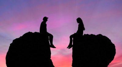 Пропасть в отношениях можно преодолеть.